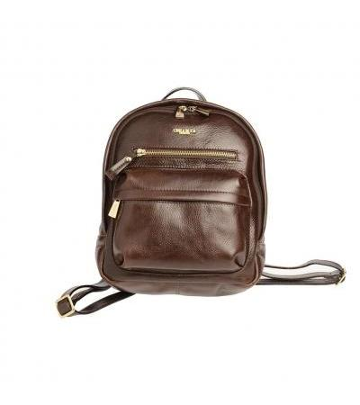 LADY BACKPACK 93656 DARK BRW