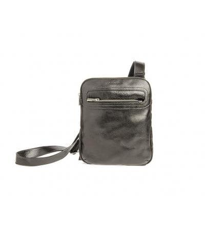 UNISEX SHOULDER BAG 92603 BLK